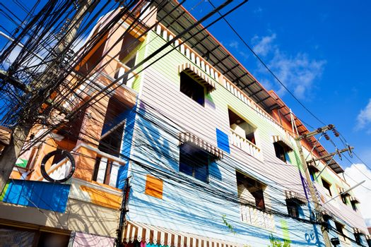 Exotic travels and adventures .Thailand trip.Phuket houses
