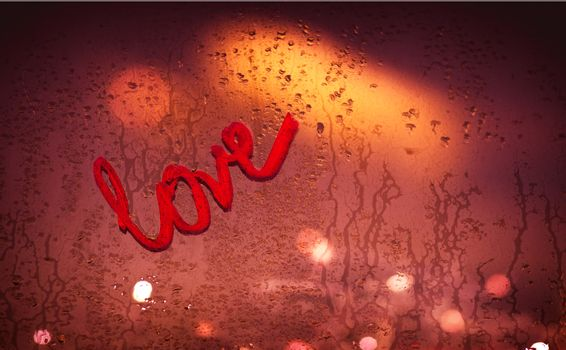Love and passion background