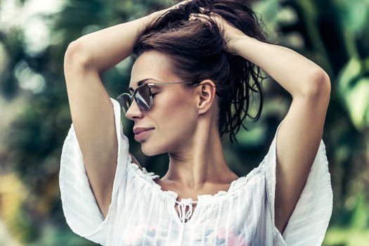 Gorgeous female portrait