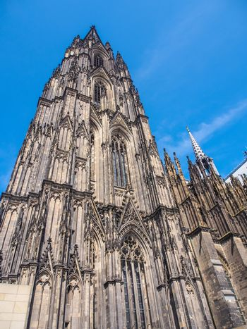 Cologne Cathedral, monument of German Catholicism