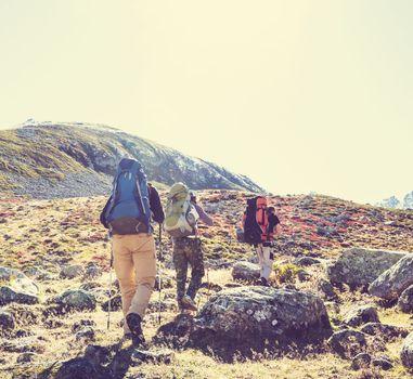 Hike in Kackar