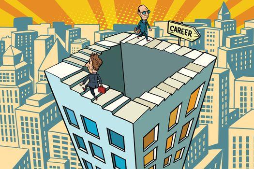 endless city career ladder