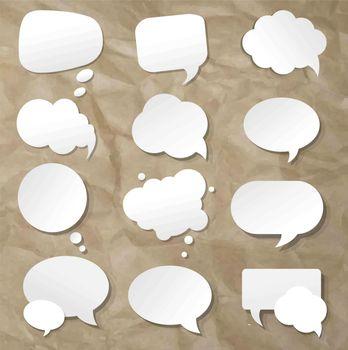 Speech Bubble Collection