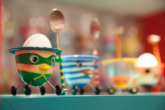 Funny egg holder