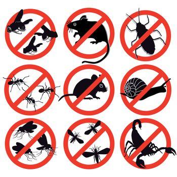 Vermin, pest control