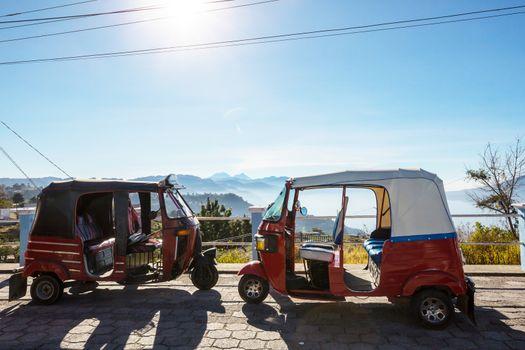 Transport in Guatemala