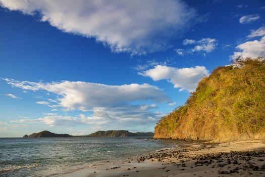 Coast in Costa Rica