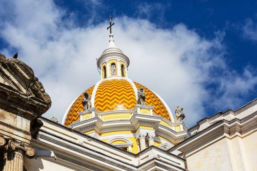 Colonial architecture in Guatemala