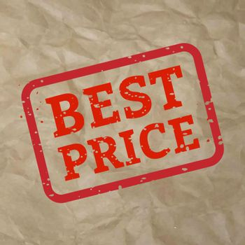 Best Price Stamp Sign Cardboard