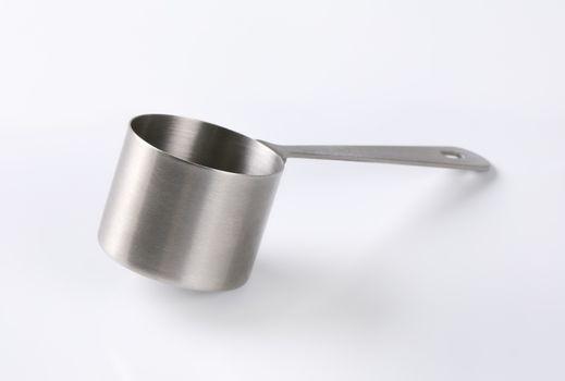 empty saucepan with handle