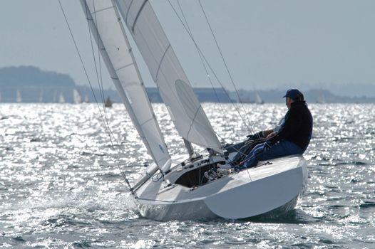 Etchells Sailing
