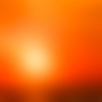 Abstract orange nature soft blurred background. Canvas for any project