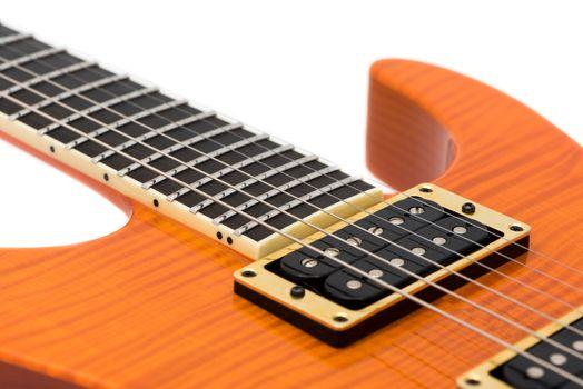 Detail of Electric Guitar