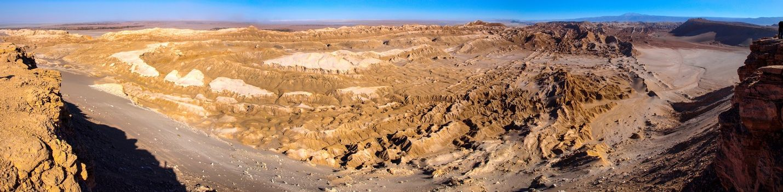 Atacama Death Valley Panorama
