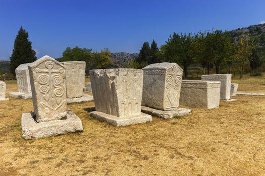 Radimlja necropolis, Stolac, Bosnia and Hercegovina