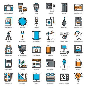 Photographer and designer gadget