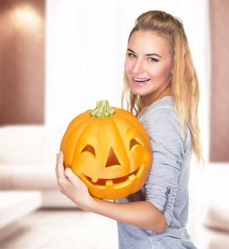 Celebrate Halloween holiday