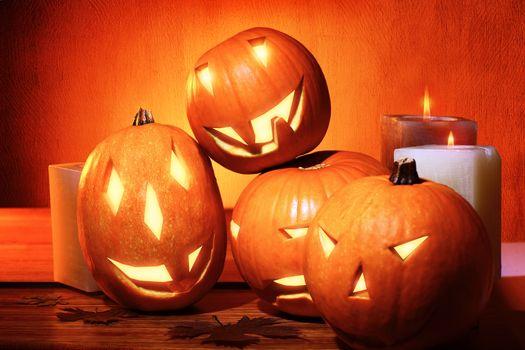 Stylish Halloween decorations