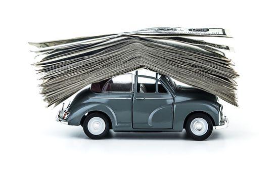 Credit for car