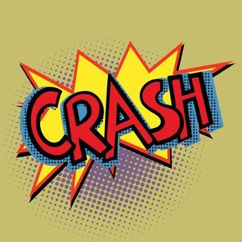 crash comic text