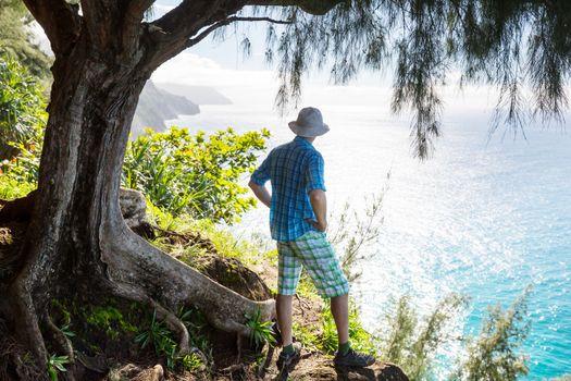 Hike in Hawaii