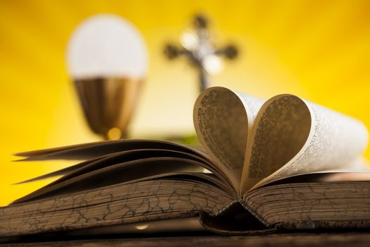 Love religion for christianity background