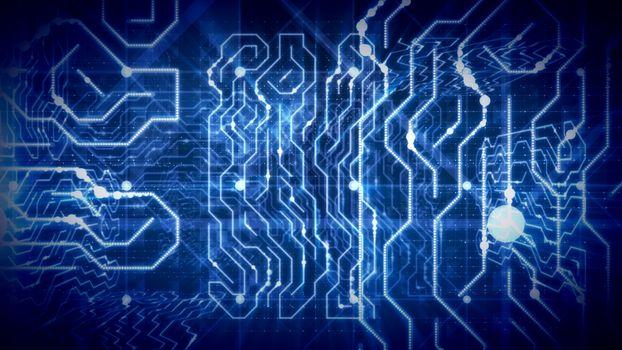 Flying Inside Macro Semiconductor Circuits