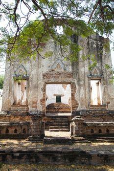 Somdet Phra Narai National Museum in Lopburi, Thailand