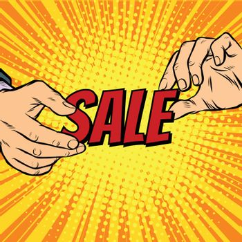 sale discount season