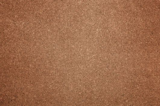Close up brown cork board texture, Cork seamless texture background