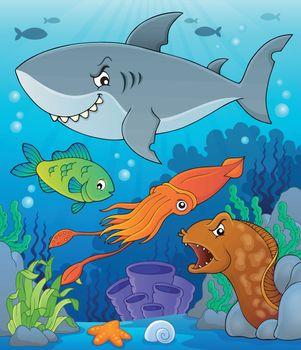 Coral fauna topic image 2