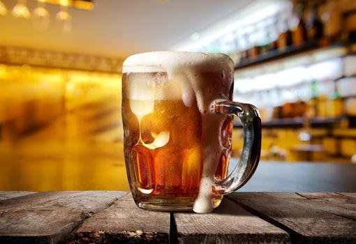 Beautiful beer pub