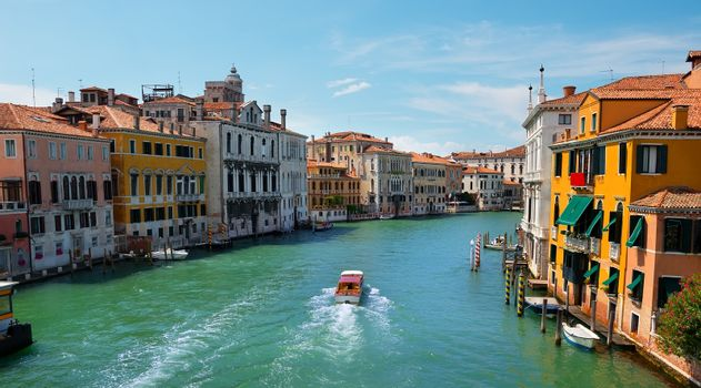 Summer day in Venice