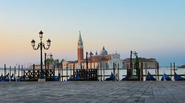 View on San Giorgio