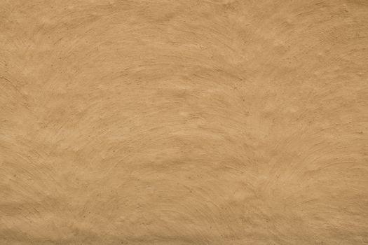 Closeup shot of a mud wall texture
