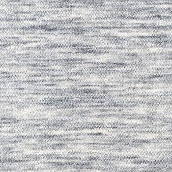 Fabric texture. Melange light gray color background.
