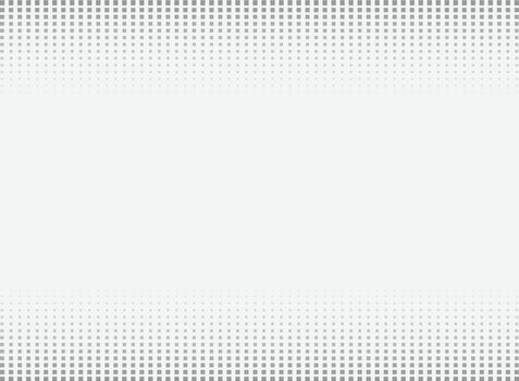 Abstract halftone texture on white background. Gray pixel. Vector illustration