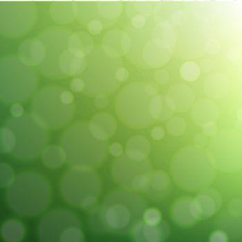 Green Summer Background