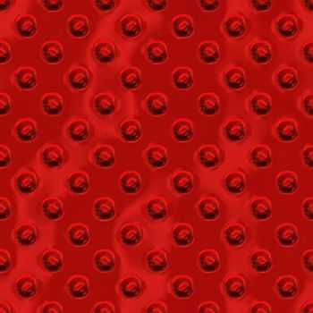 Red Metal Plate Seamless Texture