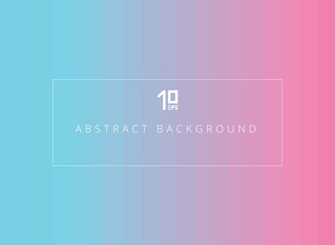 Abstract geometric stripe pattern blue and pink background. Vector illustration