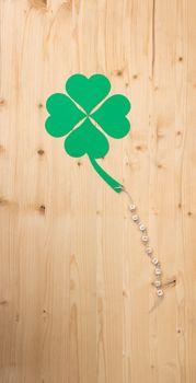 Good Luck on wood
