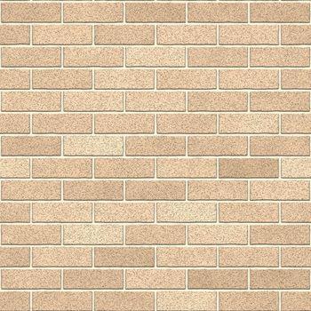 Calais Cream Bricks Seamless Texture