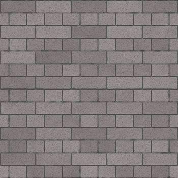 Gray Charcoal Brick Wall Seamless Texture