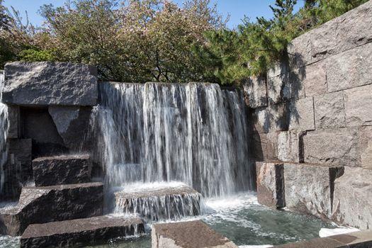 FDR Waterfall