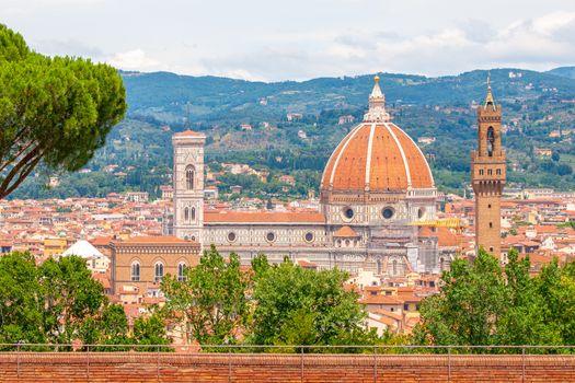 Santa Maria del Fiore - Firenze Duomo, Florence, Tuscany, Italy.