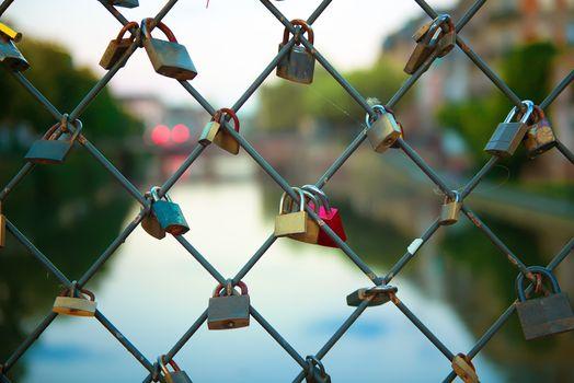 Small locks of love