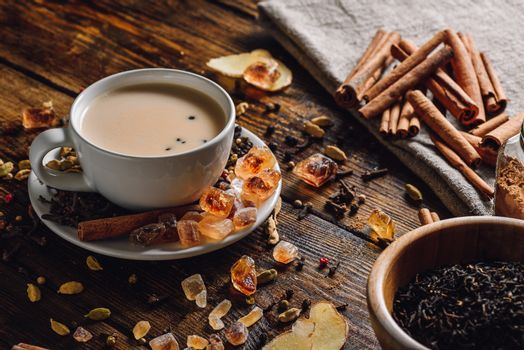Warming and Spiced Beverage
