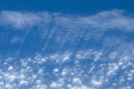 Cirrocumulus Clouds Landscape