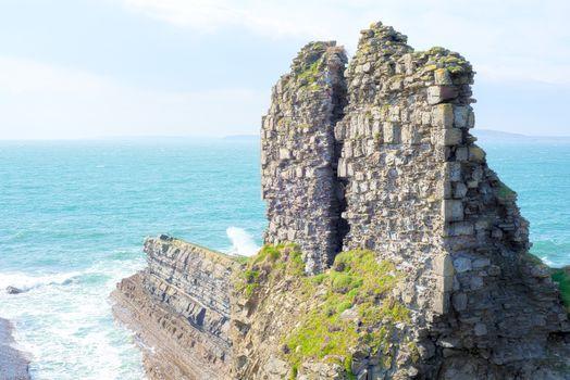 lick castle ruins