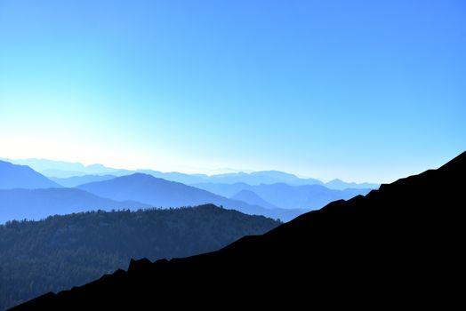 extraordinary mountain ranges